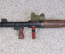 How to make a RPG-7 prop.