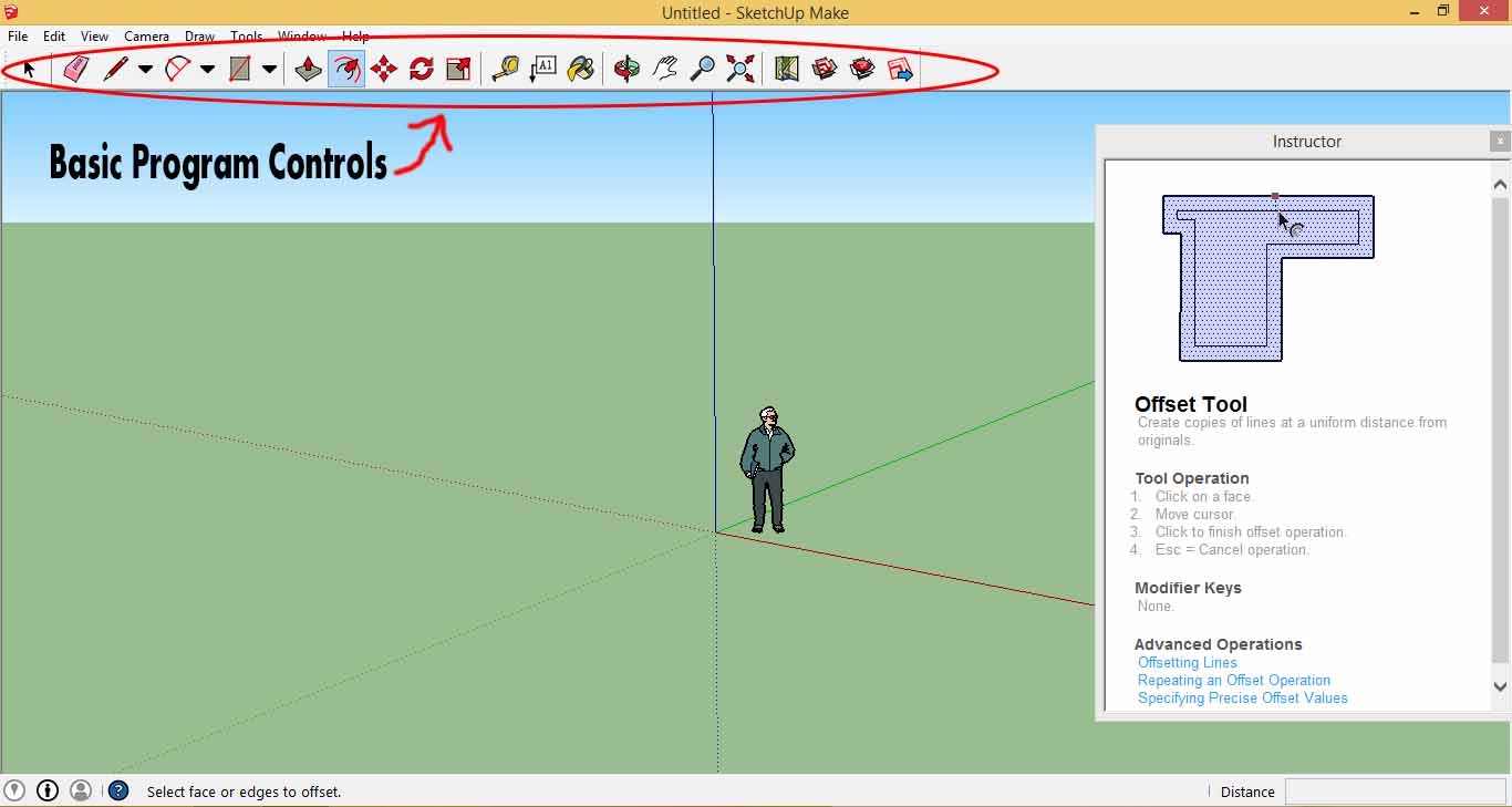 Picture of Let's Get the Sketchuping Basics Down!