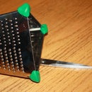 How To Fix a Stupid Cheese Grater