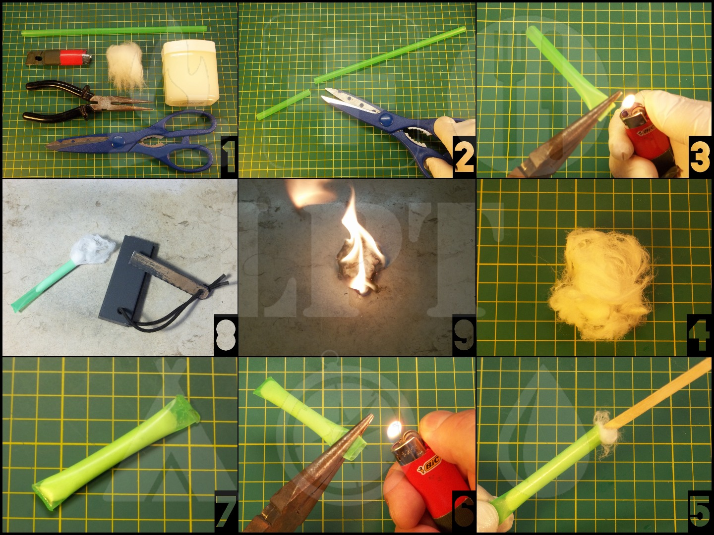 Picture of  Mini Project #2: DIY Petroleum Jelly & Cotton Ball Fire Starters