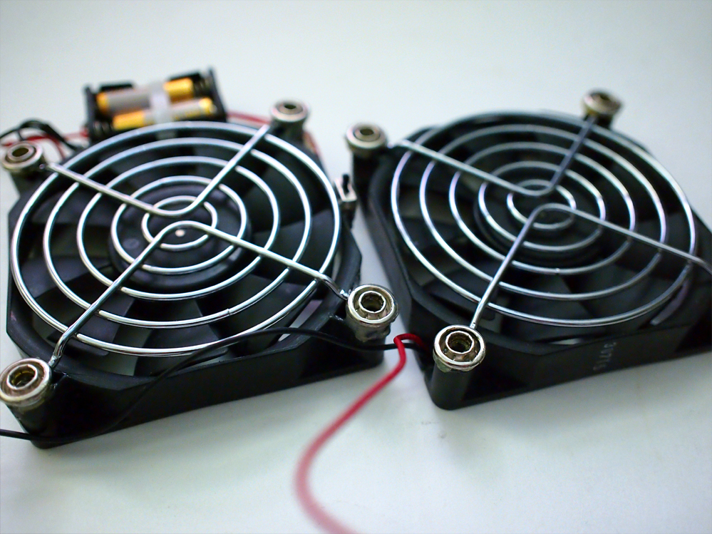 Picture of Make Fan Assembly