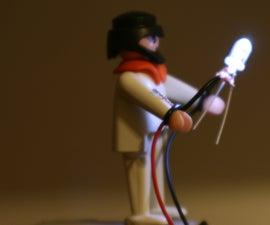 Playmobil 3V LED Tester