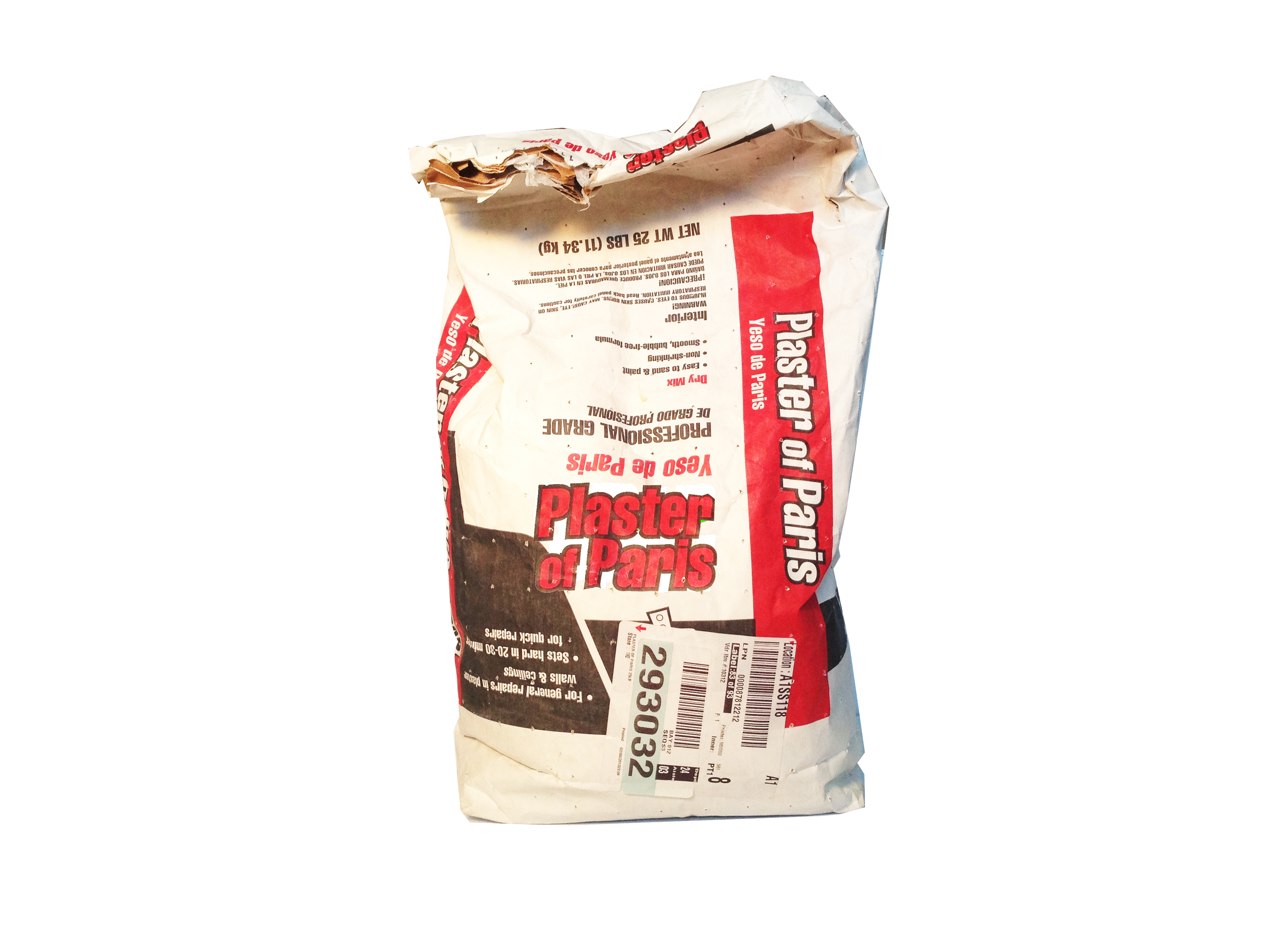 Picture of Mix the Plaster