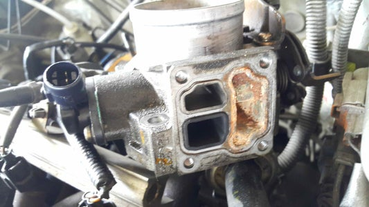 Remove the Old Valve.