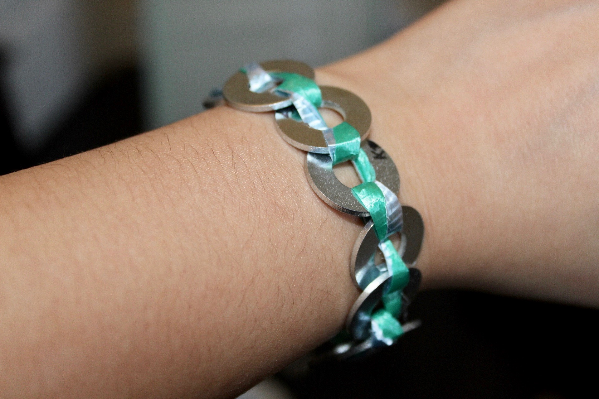 Picture of Classy Washer Bracelet