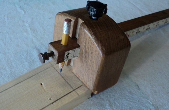 Picture of Pencil Stub Marking Gauge