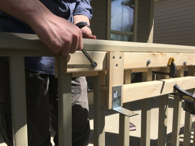 Support Cradle 4 - Attach Back Clamp Bar
