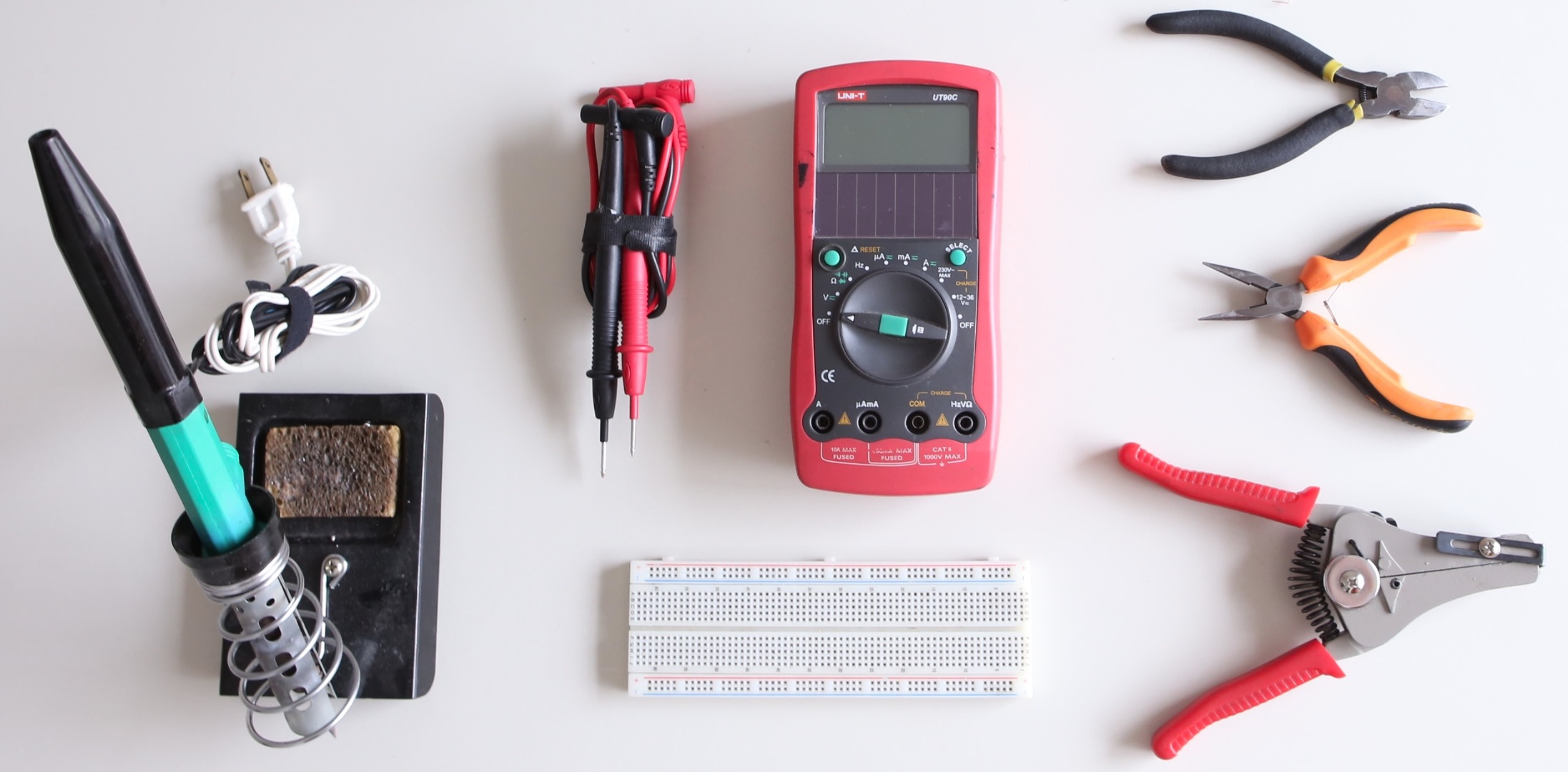 Picture of The Materials and Tools
