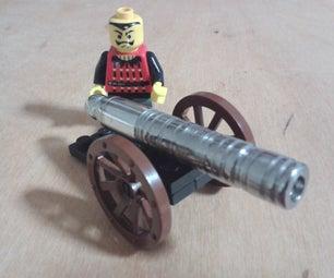 Mini Cannon for Lego