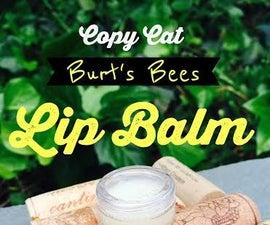 Copy Cat Burt's Bees Lip Balm