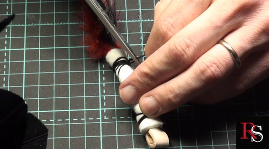 Cotton Thread Wrapping