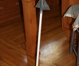 how to make a duct tape rocket
