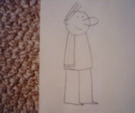 How to draw a basic cartoon peoples:step 1: Keyhole ken
