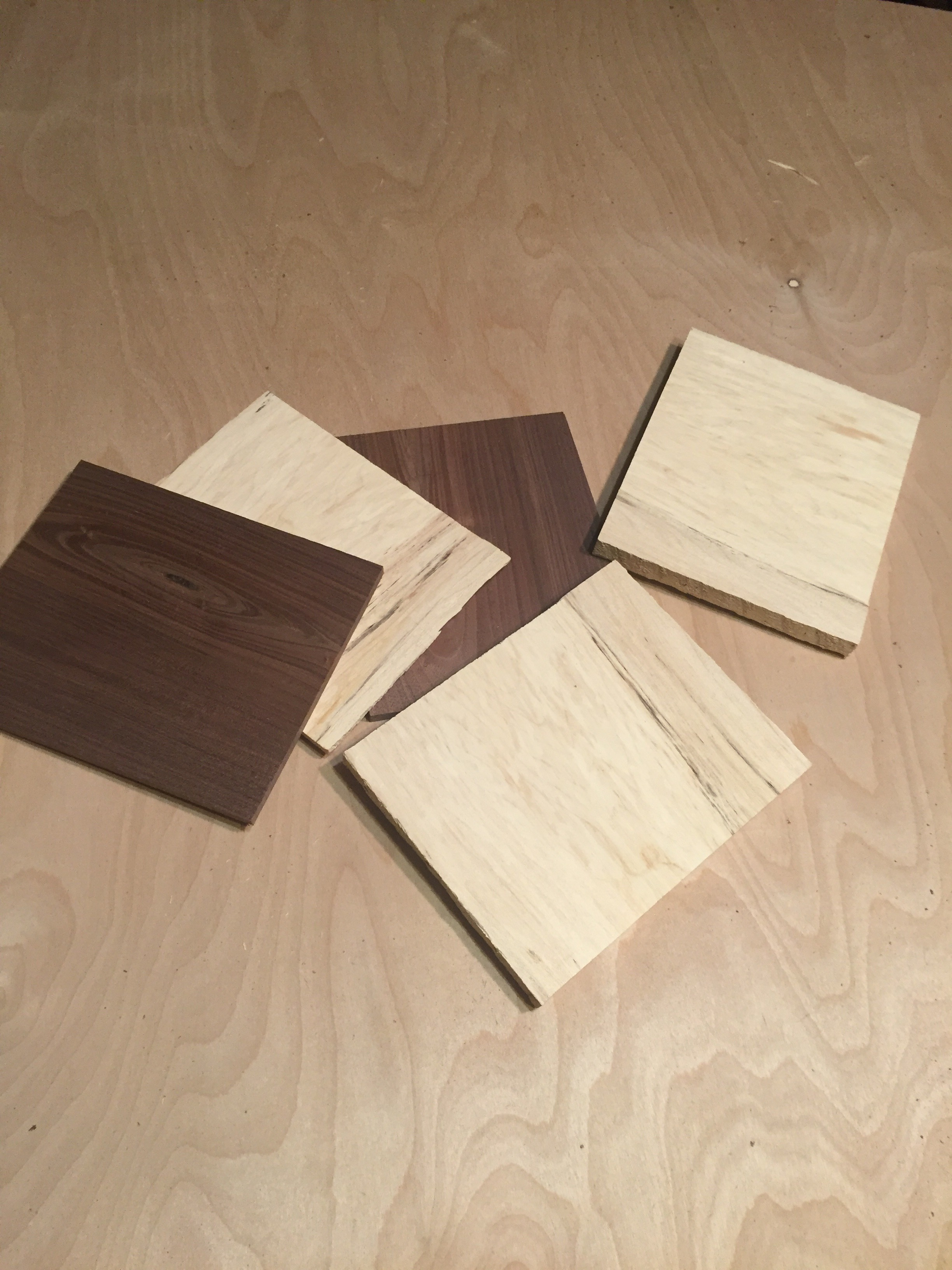 Picture of Your Design and Wood