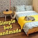 Simple Bed Handmade