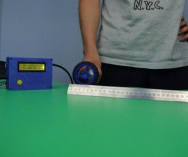 How to Make a Small Measuring Wheel