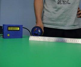 如何制作一个小型测量轮