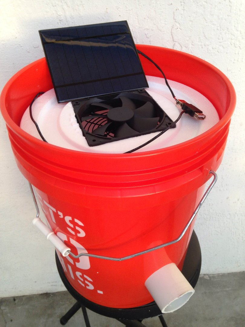 Picture of 5 Gallon Bucket Air Conditioner