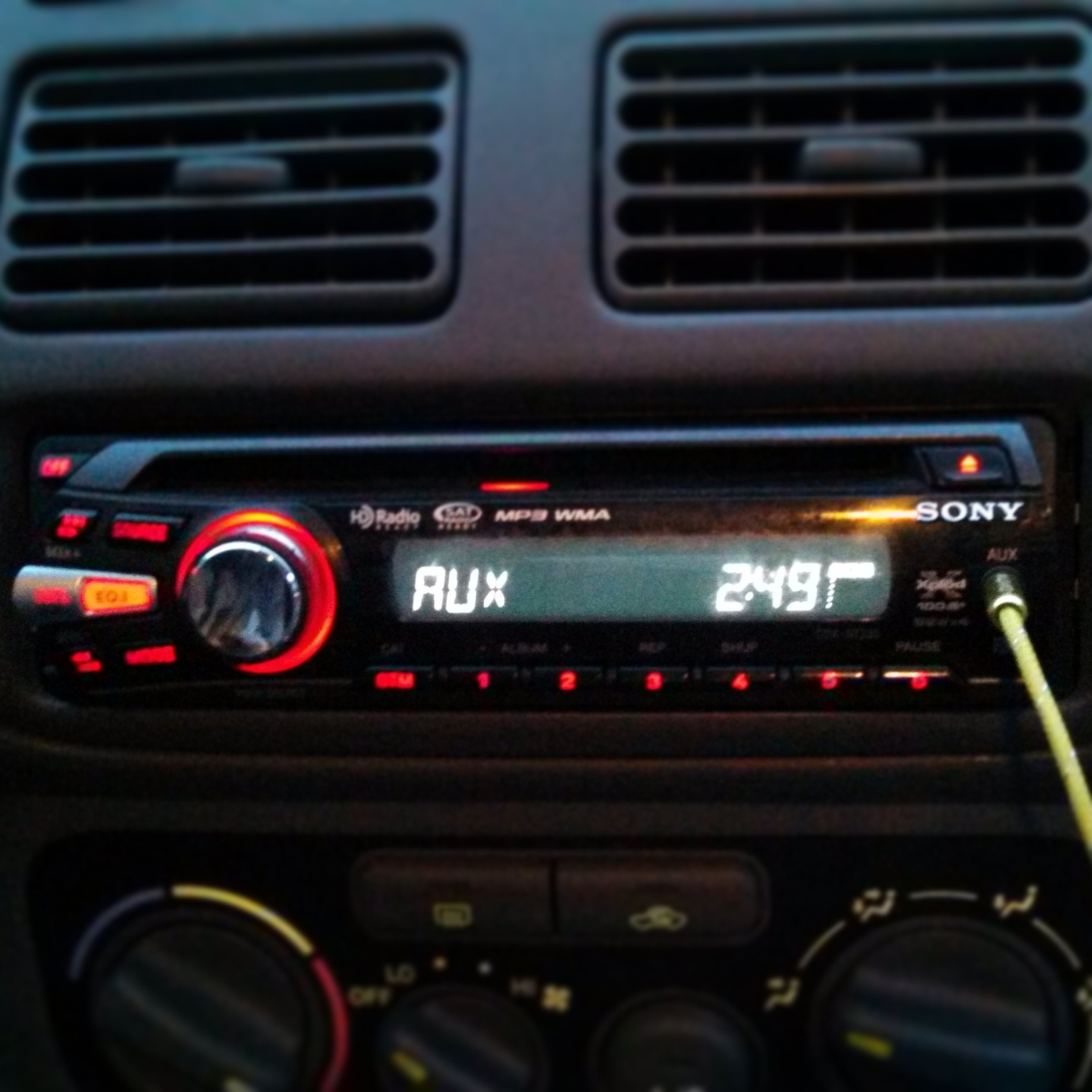 Picture of Install Aftermarket Radio and Trim Piece