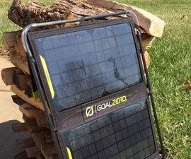 Goal Zero Nomad Solar Panel Frame