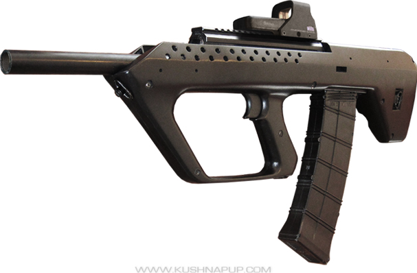 Picture of A Good Bullpup Mechanism, Anyone?