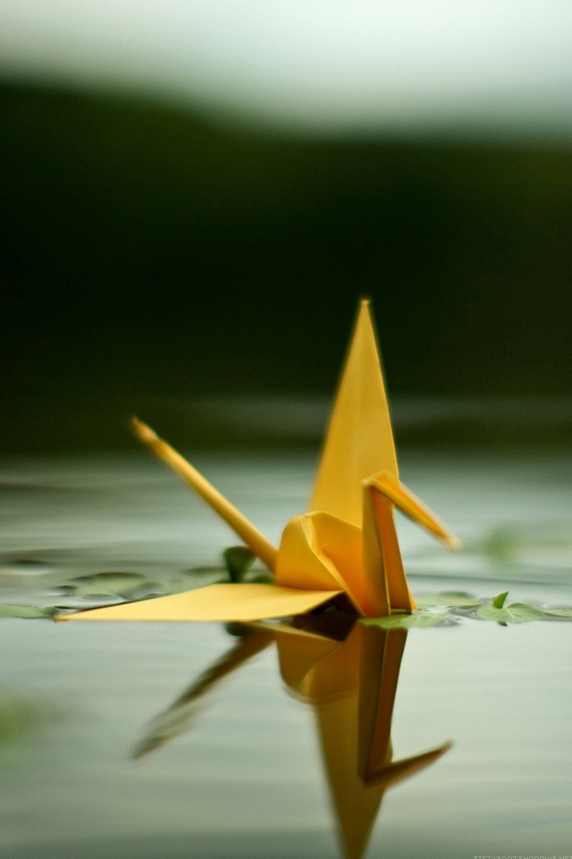 Picture of How to Fold an Origami Crane