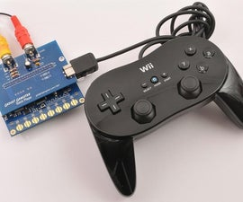 QuickPlayer: DIY pocket game console