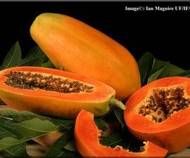 using papaya as a multipurpose home made remidies