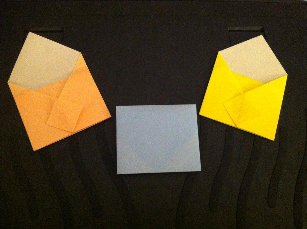 Mini Origami Envelopes 13 Steps Instructables,Ashley Furniture King Bedroom Sets