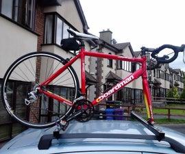 Simple Roof Bars & Bike Carrier