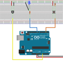 Arduino Interrupt - LED Brightness