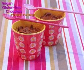 Hom-made Pumpkin Puree & a Recipe Using It!