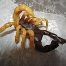 Chocolate Caramel Scorpions!