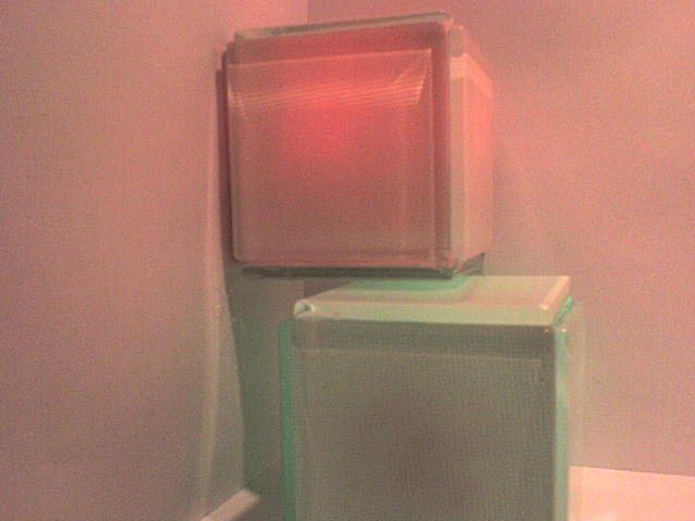Picture of Ambient Cube Lighting.