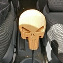 Punisher Skull - Gear Shift Knob for Toyota Aygo