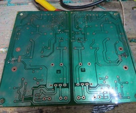Somewhat Complete PCB Fabrication