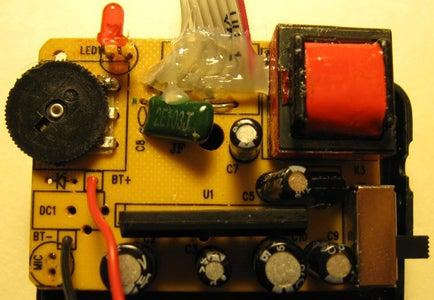 Modifying the Inverter (optional)