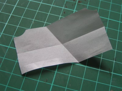 The First Fold.