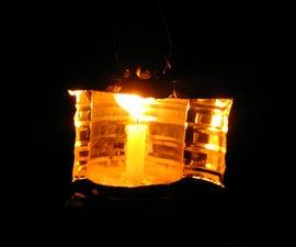 Coffee Can Lantern