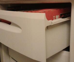 Freezer Drawer Repair