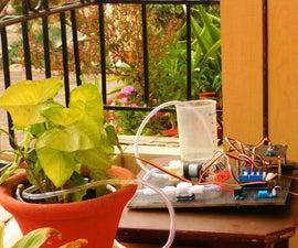 Grove Smart Plant Care Kit- Assembly