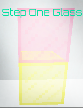 Picture of Idea Three Step One Glass