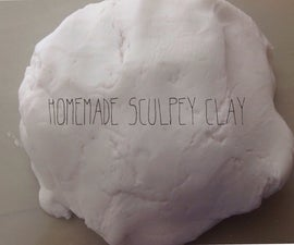 Homemade Sculpey Clay