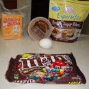 Health-IER Almond Butter M&M Candies
