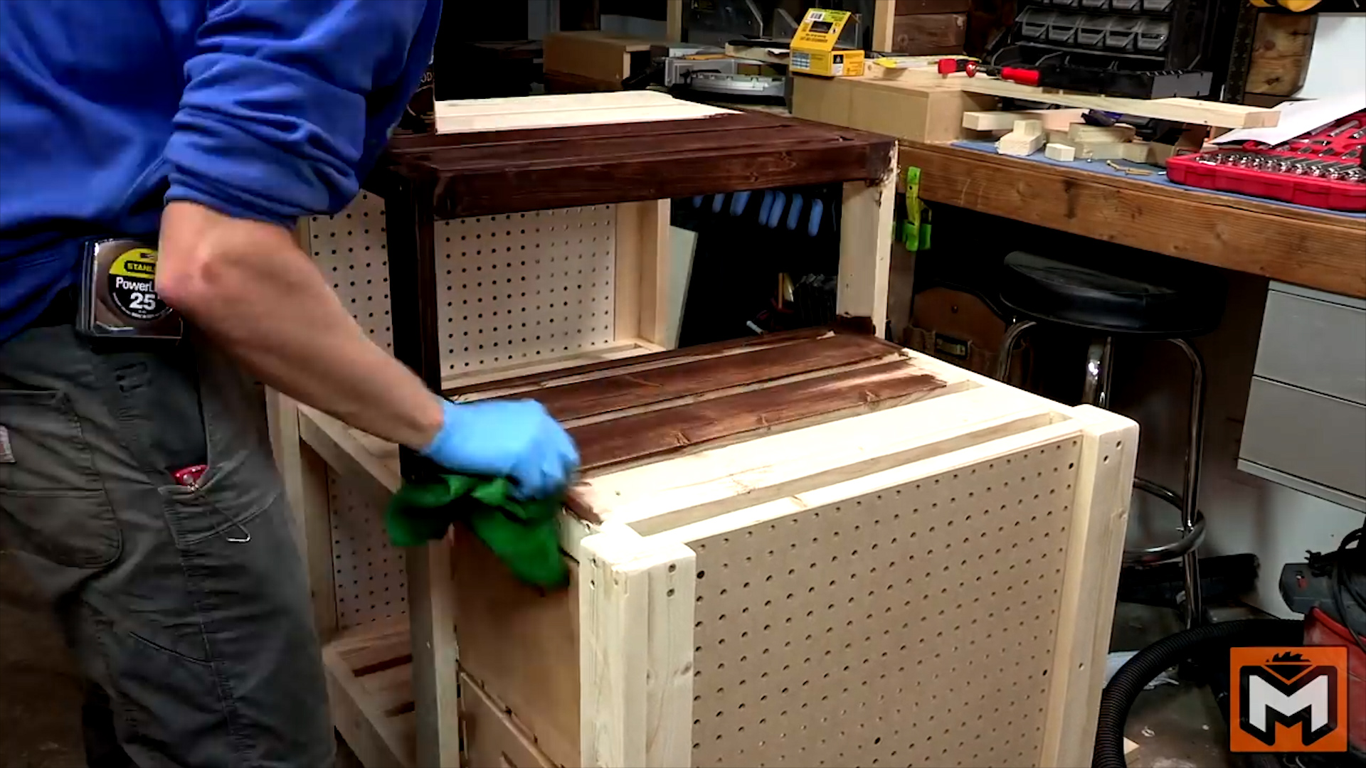 Picture of Refining the Cart