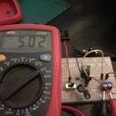 regulador de voltage a 5v