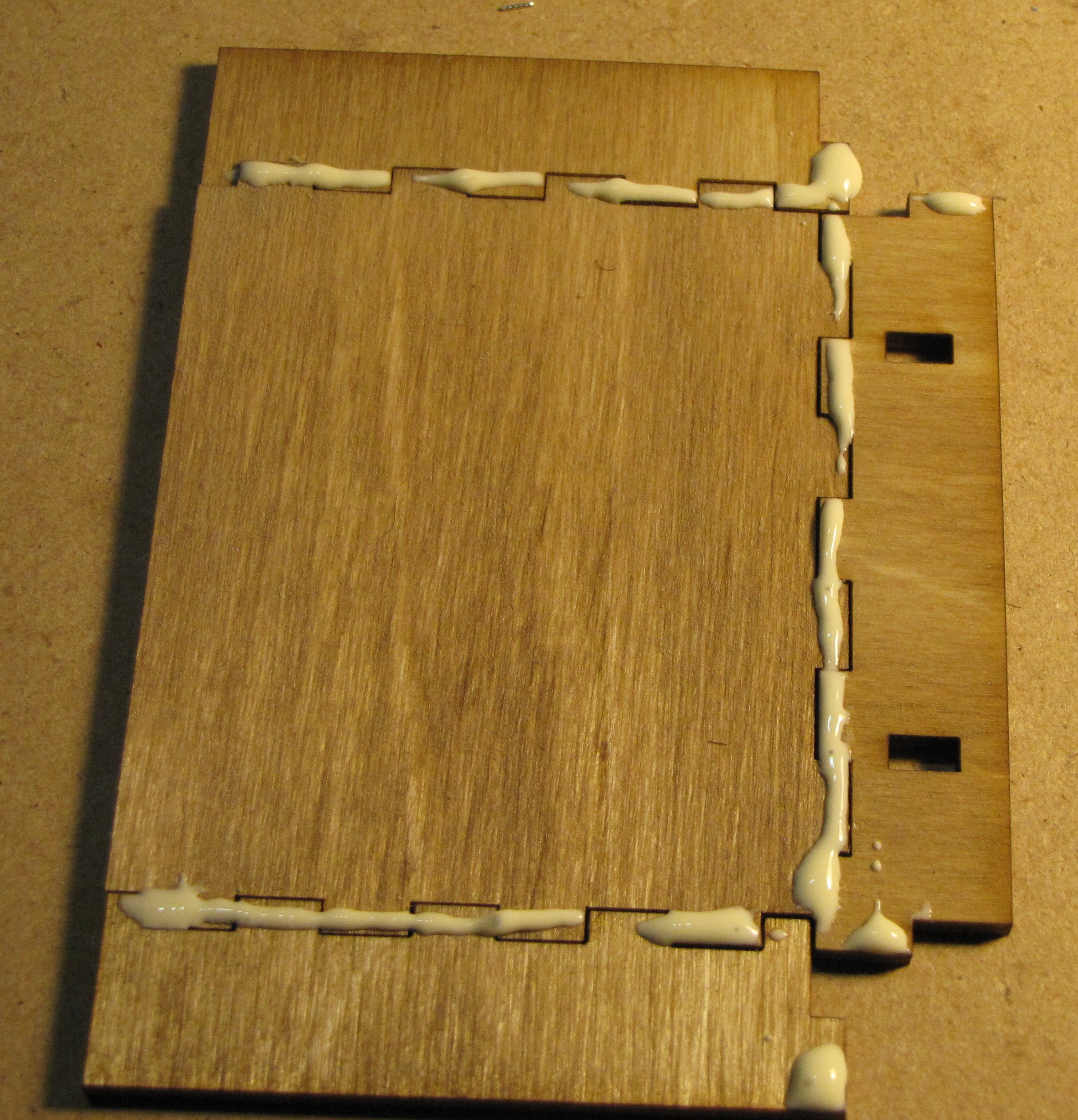 Picture of Glue Up the Lid