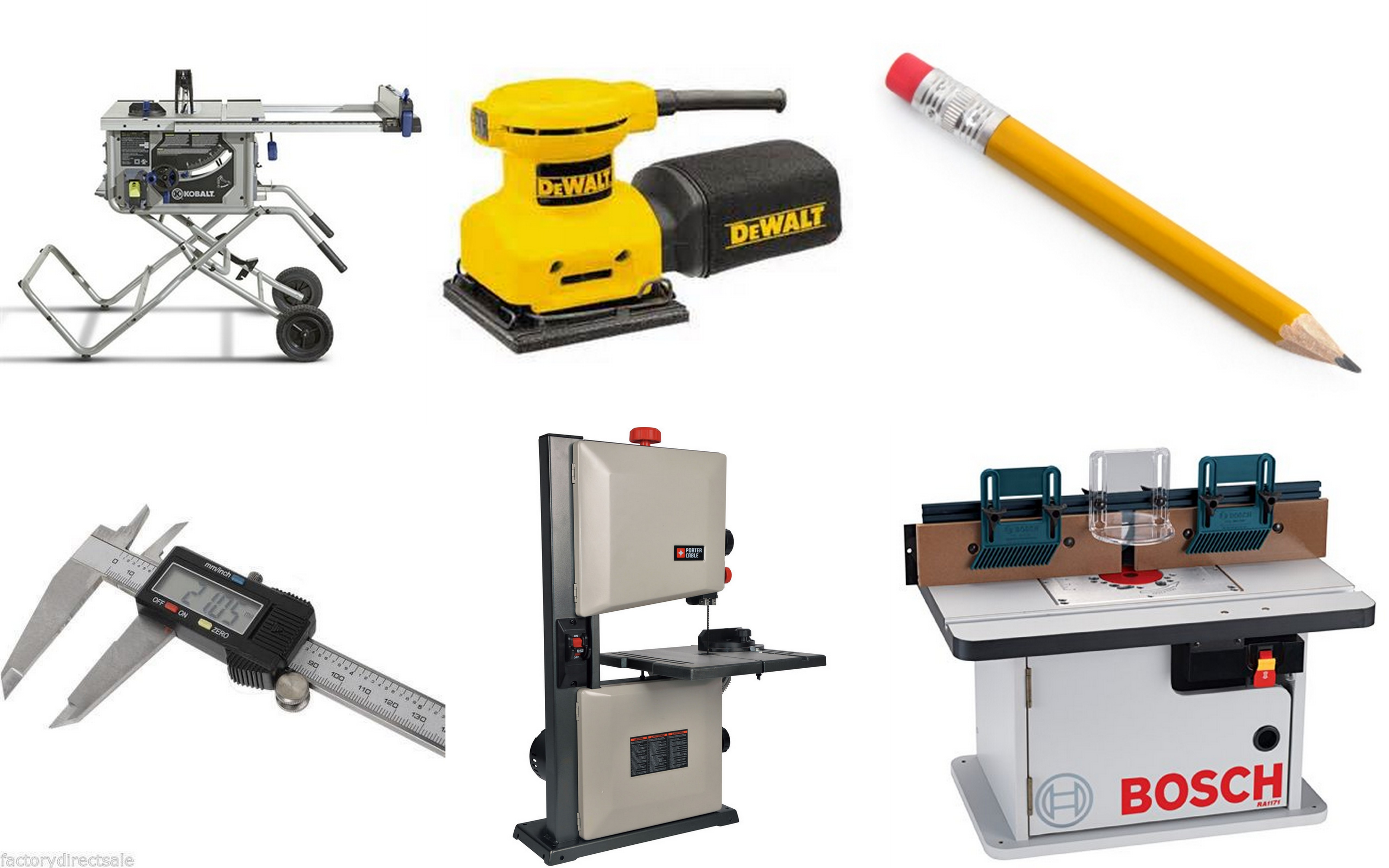 Picture of Tools/Materials