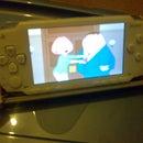 K'NEX PSP Veiwing Stand