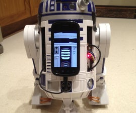 Hack Your Hasbro R2D2 With an IOIO Microcontroller!